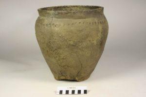 Urn in 1926 gevonden te Gilze